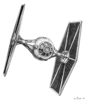 TIE Fighter by JanBoruta