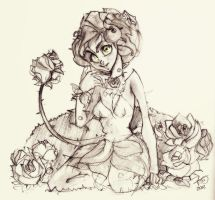 TheRoseGarden by MoniquePalmerine