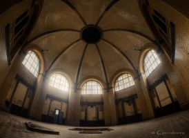 Beelitz Sanatorium by Gundross