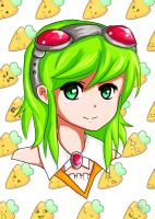 Gumi and Carrots by Seed-Less-Watermelon