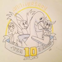 Big Swan 10 YEARS! by TheJege12