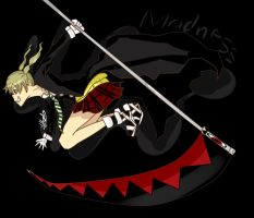 Maka- Madness by thenisaywhat
