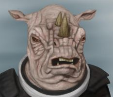 Judoon Leader by jinkies36