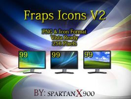 Fraps Icons V2 by SpartanX900