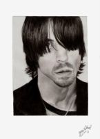 Anthony Kiedis by xXjenjenXx