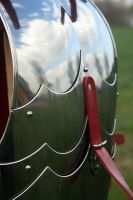 South German Cuirass detail 1 by MatthiasBlack