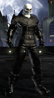 Ghost Rider (DC Universe Online) by Macgyver75