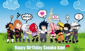 Sasuke Is Our by Kartemis