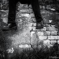 _waiting for_ by SorrowScavenger