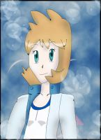 HGSS Misty by EXP282