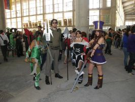 LoL Cosplay Jerez 2011 - 6 by Ragamuffyn