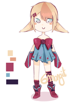 100 points adoptable OPEN by 6margit