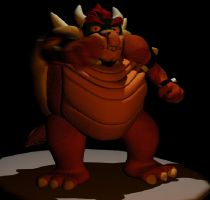 Bowser by hornstromp