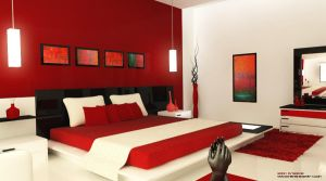 Master Bedroom Interior 01 by zaib