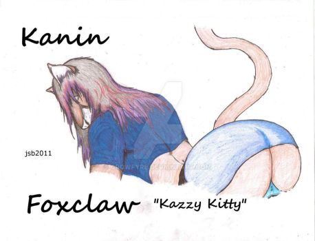 Kanin Foxclaw by Crowfyre