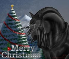 Merry Christmas - Merry Yule 2012 by Blood-Huntress