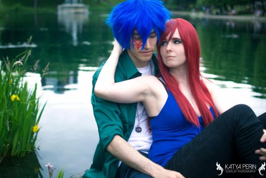 Beautiful day by SCARLET-COSPLAY