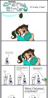 Minecraft Comic: CraftyGirls X-Mas by TomBoy-Comics