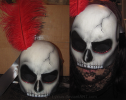 Skull Mask - Commission by PlaceboFX