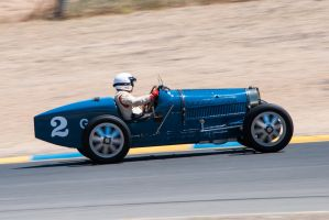 Bugatti Type 35B by SharkHarrington