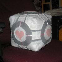 My Inevitable WCC Plushie by willowfall