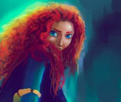Merida by elbardo