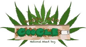 school Google project (National Weed Day) by fuzzyandred
