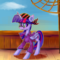 Pirate Twi. by SenxShine