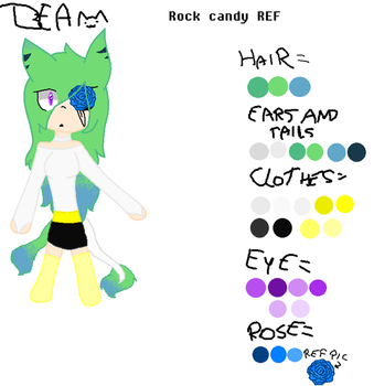 Rock Candy Ref Sheet by Bea-the-pancake-cat