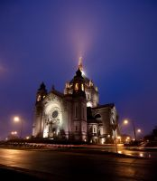 St. Paul Cathedral by xssithi