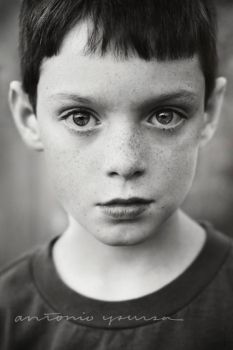 Portrait of a Boy by CameraDude