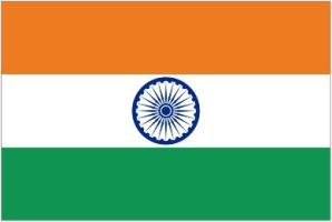 Flag India by Cristian-M