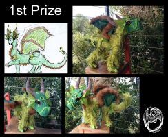 Contest Prize 1st Place by SonsationalCreations
