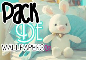 Pack de Wallpapers' by fepaa