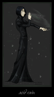 Snape - acid rain by BBMacToma