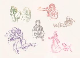 Fable Sketchload by Biigurutwin