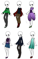 Outfit adopts by LukasAthenian