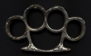 Old Brass Knuckles by eviln8