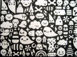 Tokidoki Pattern by ElOhEl21