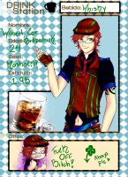 DS- Wilbert - Whisky by Bludile