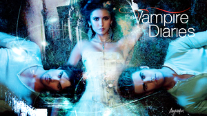 The Vampire Diaries Wallpaper3 by theanyanka
