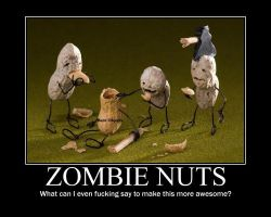 zombie nuts by yq6