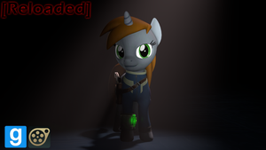 Littlepip Reloaded - Fallout Equestria [DL] by WhiteSkyPony