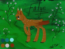 Falyn by TeaDrinkingCat