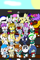 World cup MLP by pokaluvztacos