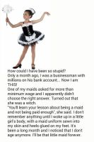 Don't mess with maids (first TG caption) by NicoleOfGermany