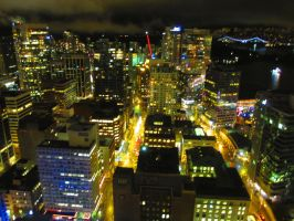 Top of Vancouver by BlueSkyWarhawk