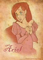 Disney - Ariel Again. by van-etheran