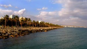 Limassol Waterfront by Harry-Paraskeva