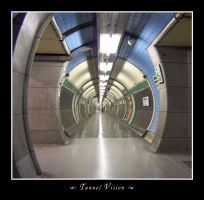 Tunnel Vision by OutlawJapan